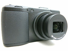 Ricoh Pentax GR Digital III 10.1MP Point & Shoot camera *superb set