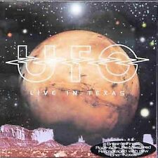 Live in Texas by UFO (CD, Sep-2000, Essential Records (UK))