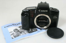 CANON EOS ELAN CAMERA BODY W/ CAP   MANUAL