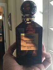Rare & Discontinued Tom Ford Private Blend Arabian Wood 8.4 decanter