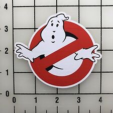 "Ghost Busters 4"" Wide Color Vinyl Decal Sticker BOGO"