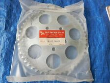 NEW 49 TOOTH REAR SPROCKET HARLEY DAVIDSON FL FX SHOVELHEAD 1973-1984. 41470-73A