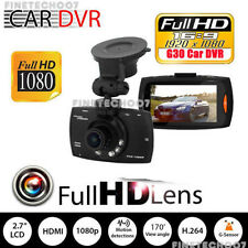 Full HD 1080P Car DVR Camera Dash Cam Video 2.3'' LCD G-sensor Night Vision