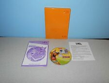 Fisher-Price iXL Learning System Software Game Cartoon Network Scooby Doo