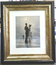 Dance Me To The End Of Love by Jack Vettriano Chunky Deluxe Framed Art Print