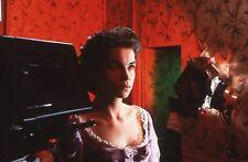 VALERIE KAPRISKY LA FEMME PUBLIQUE 1984 DIAPO DE PRESSE VINTAGE SLIDE #8