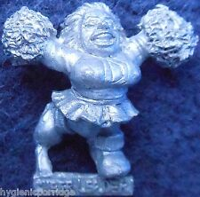1988 Enano bloodbowl 2ª Edición Cheerleader 11 Ciudadela Bb105 Fantasy Football