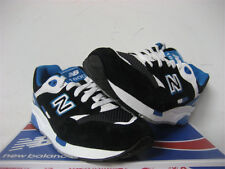 New Balance 1600 Blue Black White Sz 9 CM1600BW