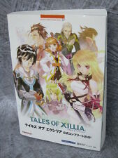 TALES OF XILLIA Official Complete Guide PS3 Book NM73*