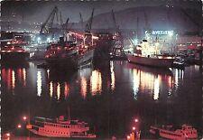 B83680 goteborg kvallsmotiv fran hamnen sweden ship