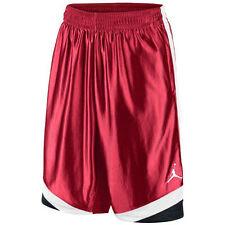 NIKE JORDAN MEN COURT VISION BASKETBALL SHORTS SIZE XL NWT RED BLACK NEW 576638
