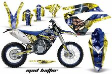 AMR Racing Husaberg FS/FE 450-670 Graphic Kit Bike Decal MX Part 09-12 HATTER UY