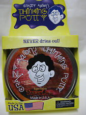 "SUPER Lava Super illusions Crazy Aaron's Thinking Putty Large 4"" tin 3.2 oz New"