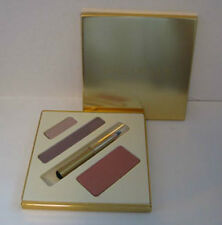 Estee Lauder Eyeshadow Bordeaux Blush Rose Black Pencil
