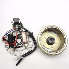 Ignition Magneto Stator Plate Flywheel for Scooter Pit Bike 110cc 125cc 140cc