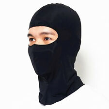 Unisex Black Full Face Tactical Balaclava  Outdoor Sports Mask NWT Specail Price
