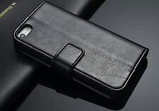 Apple IPhone 4 / 4s case wallet case / High quality / 6 Colours /  **Uk Seller**