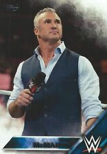 Shane McMahon WWE Then Now Forever 2016 Trading Card #143 WWF