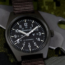 US Gov. Issue General Purpose Field Watch Marathon Swiss NEW w/ Box + Warranty