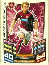 Match Attax 2012/13 SPL - Scottish Premier League - #084 Arvydas Novikovas