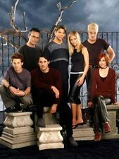Buffy The Vampire Slayer Cast 11x17 Mini Poster (28cm x43cm) #01