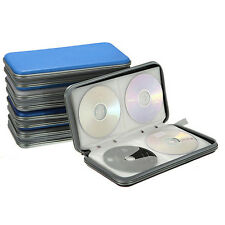 80x Disc CD/VCD/DVD Portable Storage Case Wallet Hard Box Bag Holder AX