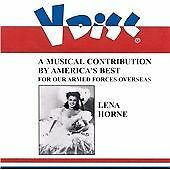 Lena Horne - V-Disc Recordings The (CD 1999)  new