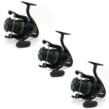 Fox NEW FX9 Mini Big Pit Quick Drag Front Drag Reel x3 - CRL069