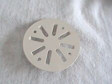 5 in. Snap-in Floor Drain Cover-Almond color *new*