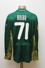 DNIPRO UKRAINE MATCH WORN EUROPA LEAGUE FOOTBALL SHIRT JERSEY NIKE #71 BOIKO