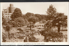 Dorset Postcard - Bournemouth, Lily Pond, Central Gardens  MB1335