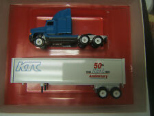 Winross KTC Kuhn Transportation 1995 MIB Tractor Trailer1/64