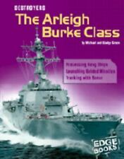 Destroyers: The Arleigh Burke Class (War Machines)-ExLibrary