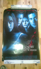 I Know What You Did Last Summer ORIGINAL POSTER 27x40