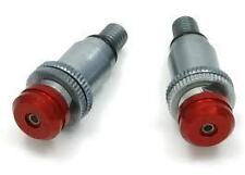YAMAHA YZ 80 85 125 250 YZF WR 250 400 426 450  ZETA FORK AIR BLEEDERS RED