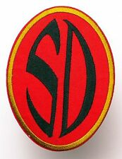 "STRONTIUM DOG - Johnny Alpha's ""SEARCH / DESTROY"" Agent Shield Patch, 2000AD"