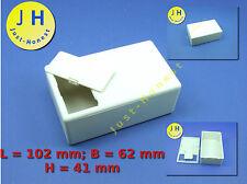 Universal Kunststoff Gehäuse / Plastic Case mit Batteriefach #A31