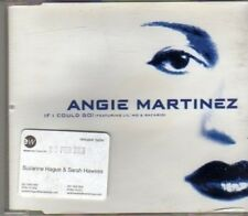 (CF775) Angie Martinez, If I Could Go! - 2003 DJ CD