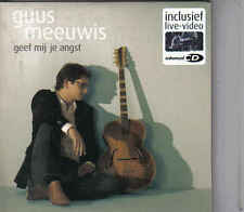 Guus Meeuwis-Geef Mij Je Angst cd single
