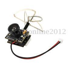 Eachine TX02 Mini AIO 5.8G 40CH 200mW VTX 600TVL 1/4 Cmos FPV Camera Antenna
