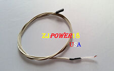 100K ohm 3950 1% NTC Thermistor W/ 1meter Heat Cable For 3D Printer