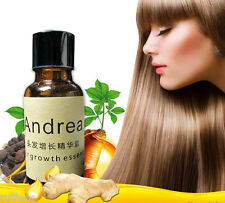 Fast Hair Growth Essence Herbal Andrea alopecia hair loss liquid Ginger shampoo