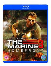 The Marine 3 - Homefront (Blu-ray, 2013)  Brand new and sealed
