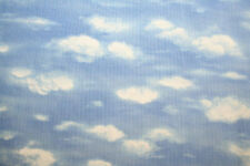 """MODASCAPES"" BEAUTIFUL CLOUD FILLED BLUE SKY FABRIC from MODA"