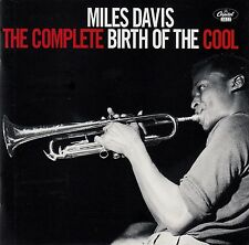 MILES DAVIS : THE COMPLETE BIRTH OF THE COOL / CD - TOP-ZUSTAND