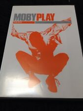 Moby Play CD DVD 2 Disc Gueta DJ