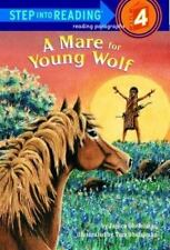 Step into Reading Mare Young Wolf