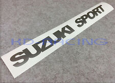 Suzuki Sport Windscreen Sticker Decals Swift GTI FREE SHIPPING x 1