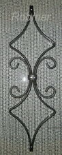 5x Ornamental Wrought Iron Rosette For Gates,Fencing