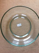 Jamie Oliver Large Nacho Serving Bowl Dish transparent recycled glass